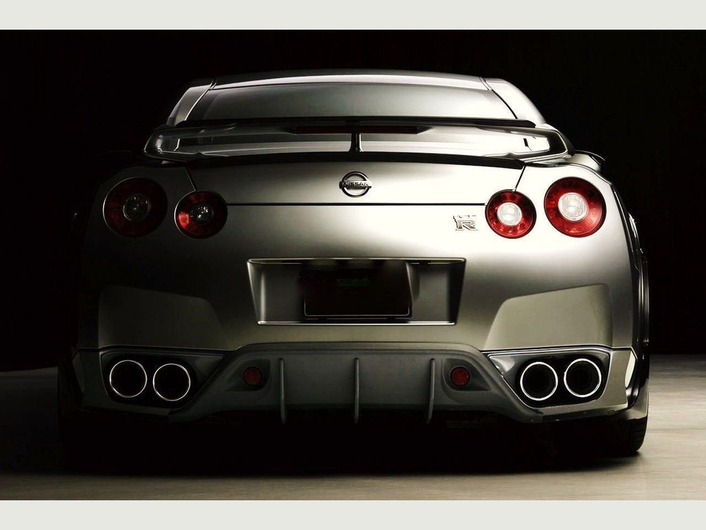 Nissan GT-R Coupe 3.8 V6 Black Edition 2dr