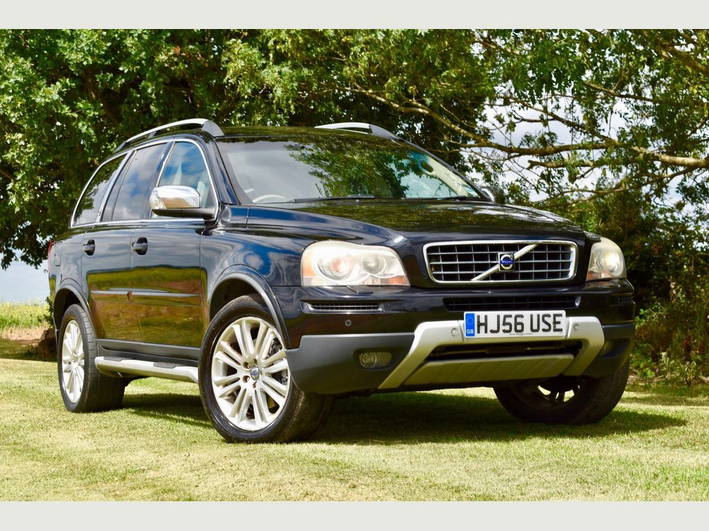Volvo XC90 SUV 2.4 D5 Executive Geartronic 5dr