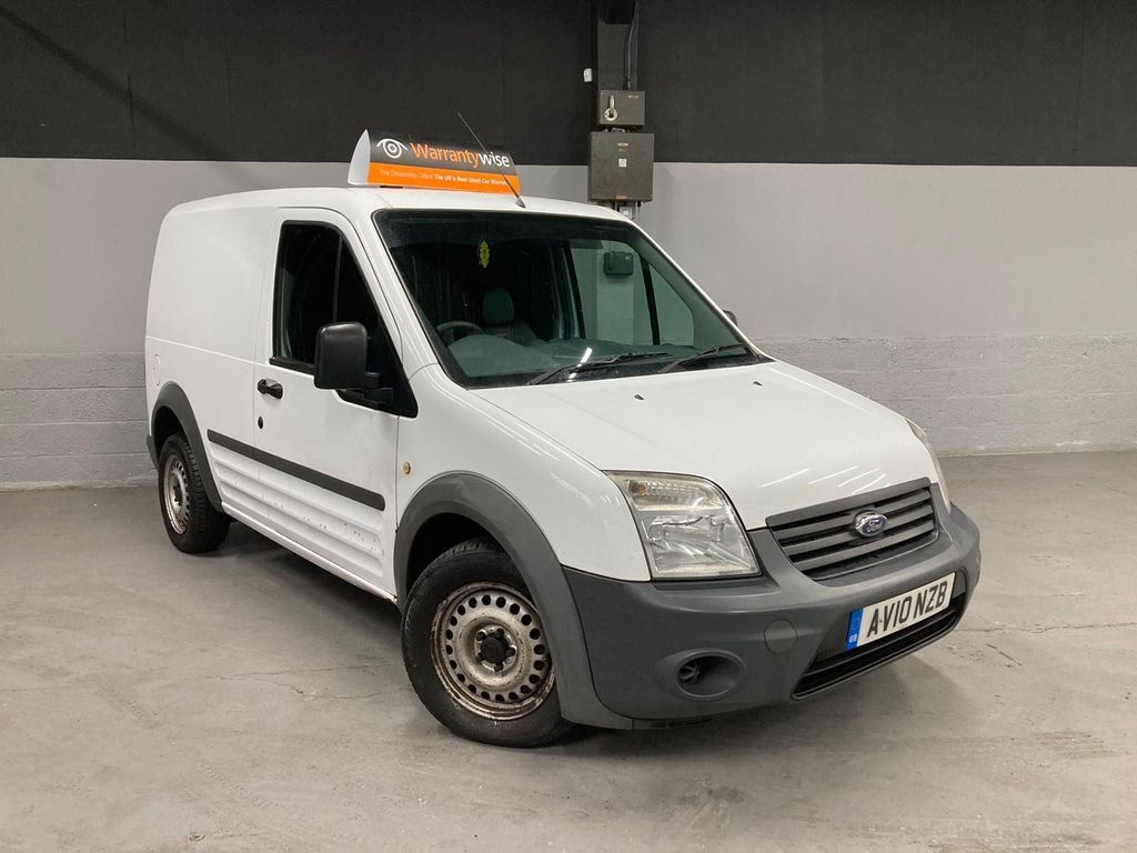 Ford Transit Connect Panel Van 1.8 TDCi T200 Panel Van SWB 4dr