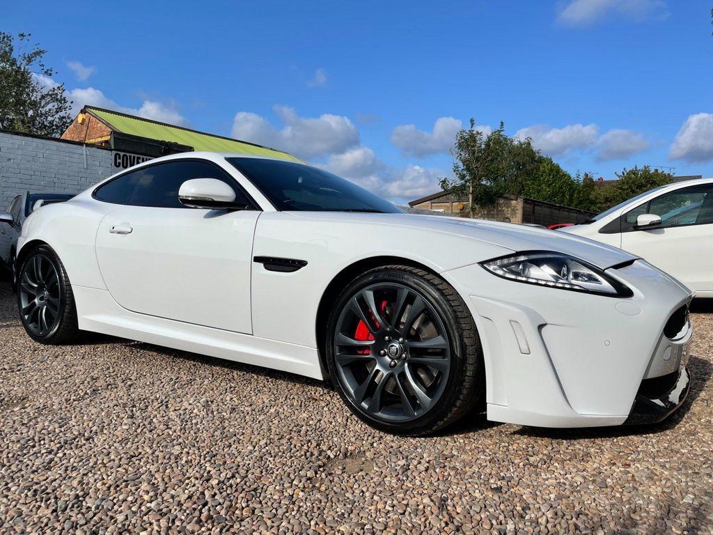 Jaguar XKR-S Coupe 5.0 V8 Auto 2dr