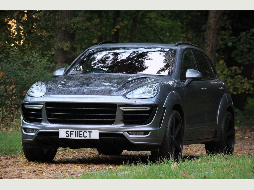 Porsche Cayenne SUV 4.2 TD S Tiptronic 4WD (s/s) 5dr
