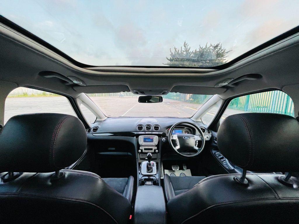 Ford S-Max MPV 2.0 EcoBoost Titanium X Sport Powershift 5dr