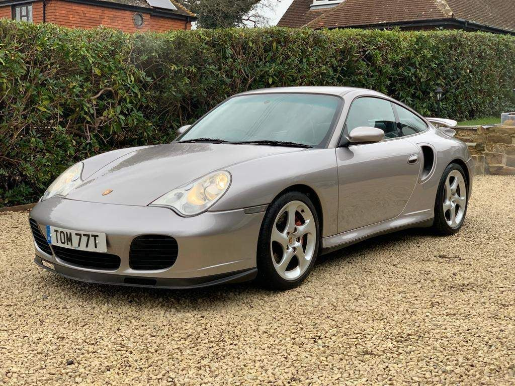 Porsche 911 Coupe 2001 UK Car , Lived in Hong Kong to 2018