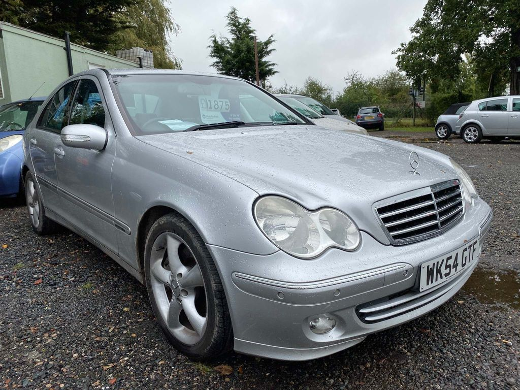 MERCEDES-BENZ C CLASS Saloon 1.8 C230 Kompressor Avantgarde SE 4dr