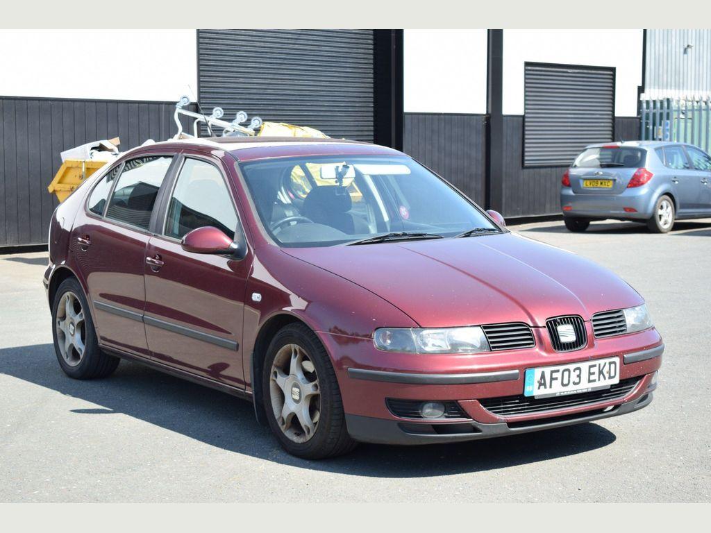 SEAT Leon Hatchback 1.9 TDI SE 5dr