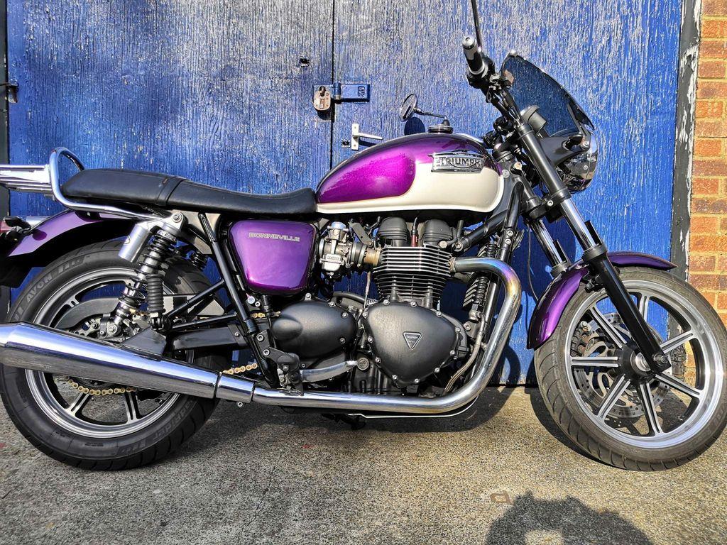 Triumph Bonneville Classic