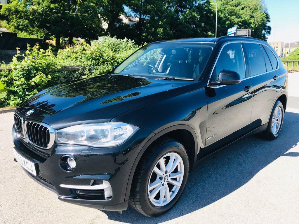 BMW X5 SUV 3.0D 30D XDRIVE AUTO SE 7 SEATER