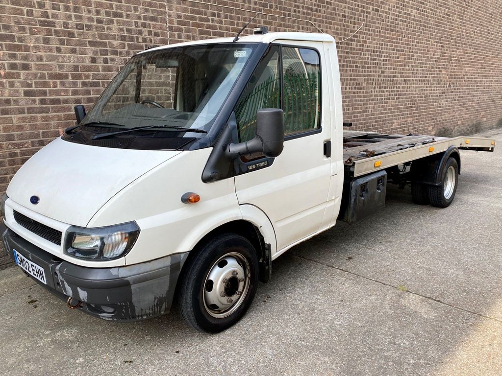 Ford Transit Vehicle Transporter 350 LWB TD RECOVERY