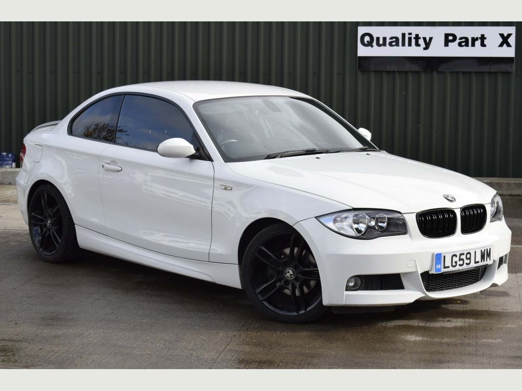 BMW 1 Series Coupe 3.0 125i M Sport 2dr