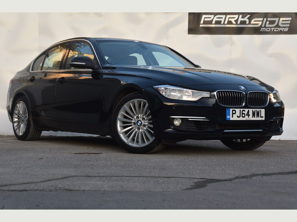 BMW 3 Series Saloon 2.0 325d Luxury (s/s) 4dr