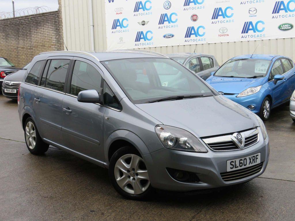 Vauxhall Zafira MPV 1.7 CDTi Energy 5dr