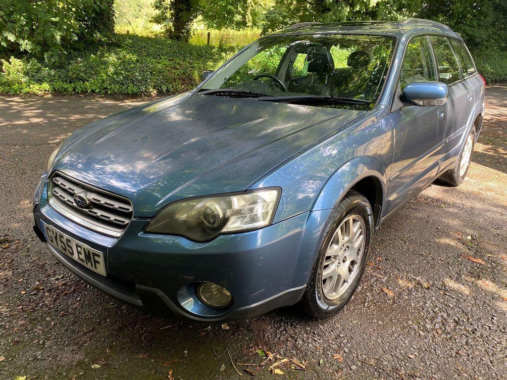 Subaru Outback Estate 2.5 SE 5dr