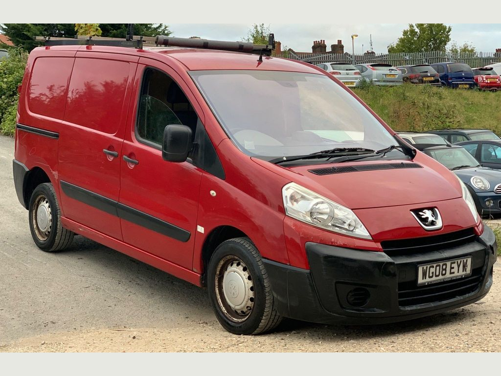 Peugeot Expert Panel Van 2.0 HDi L1 H1 4dr