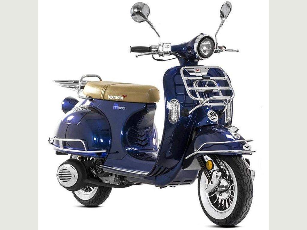 Lexmoto Milano Scooter 125 125 E4