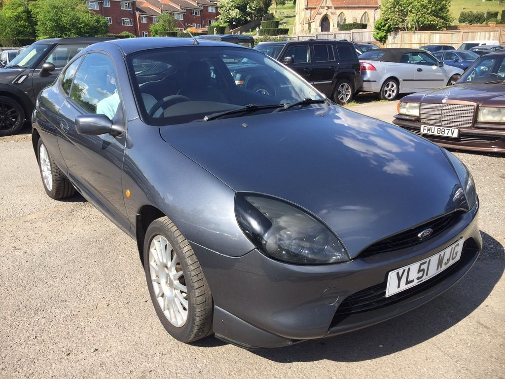 Ford Puma Coupe 1.7 Thunder 3dr