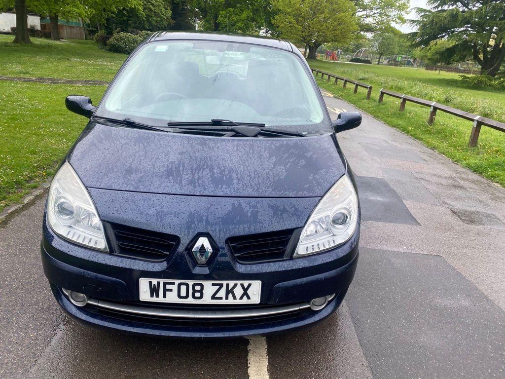 Renault Scenic MPV 1.6 VVT Dynamique 5dr