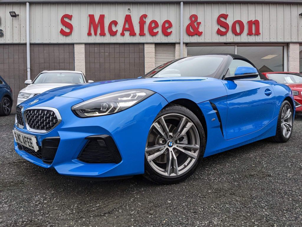 BMW Z4 Convertible 2.0 20i M Sport Auto sDrive (s/s) 2dr