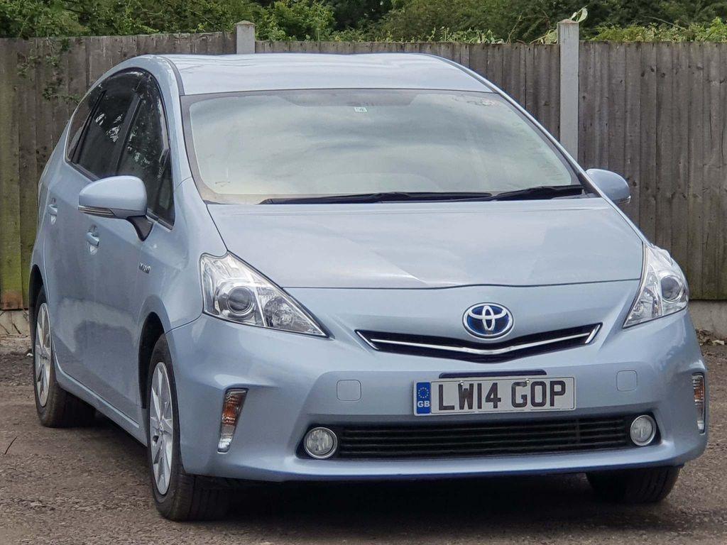 Toyota Prius+ MPV HYBRID 1.8 7 SEATER