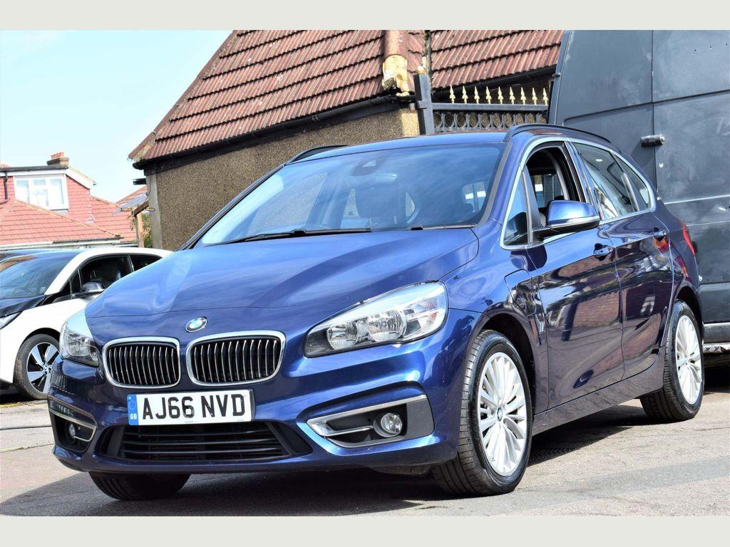 BMW 2 Series Active Tourer MPV 1.5 225xe 7.6kWh Luxury Active Tourer Auto 4WD (s/s) 5dr