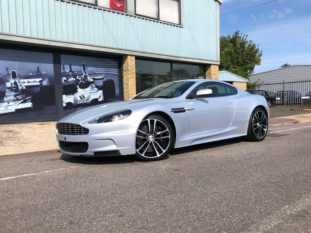 Aston Martin DBS Coupe 6.0 V12 2dr