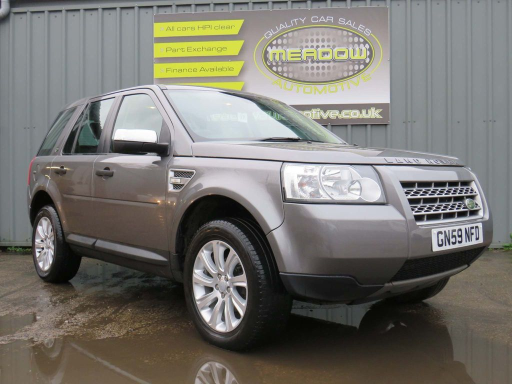 Land Rover Freelander 2 Unlisted S TDI.E