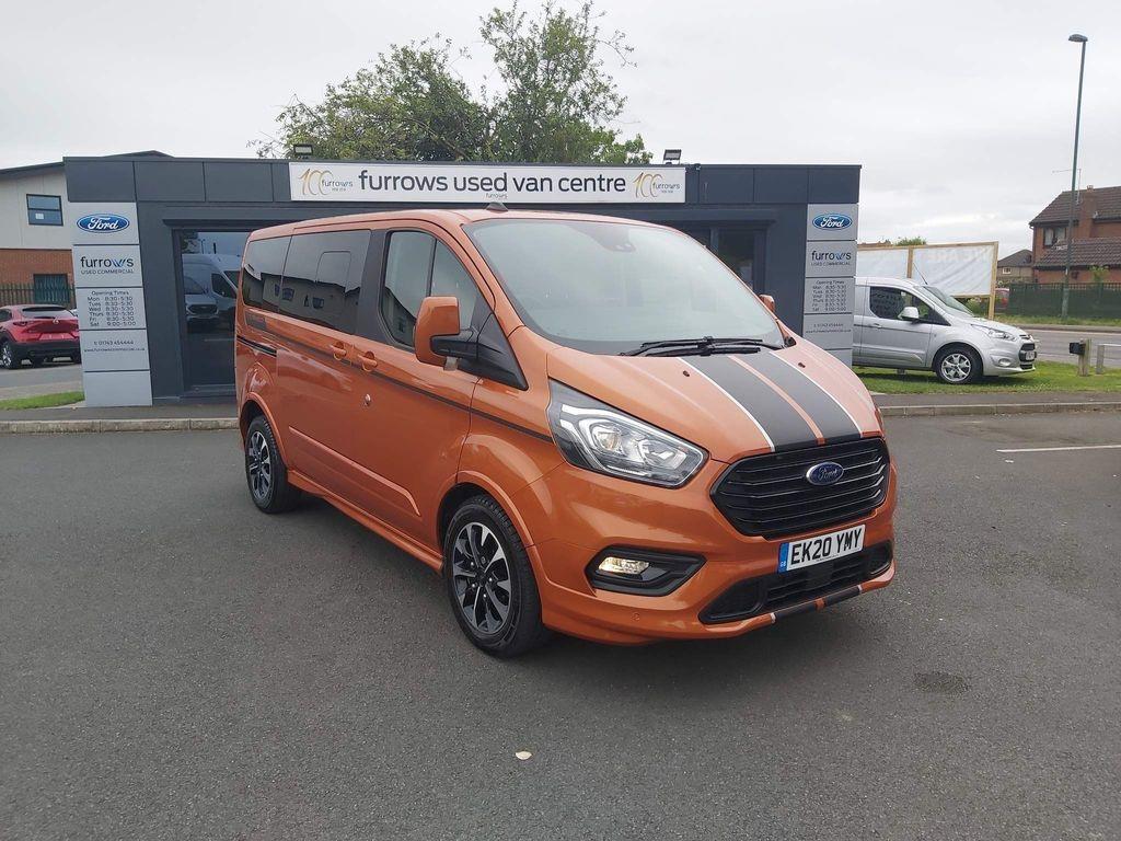 Ford Tourneo Custom Other 2.0 320 EcoBlue Sport L1 EU6 (s/s) 5dr