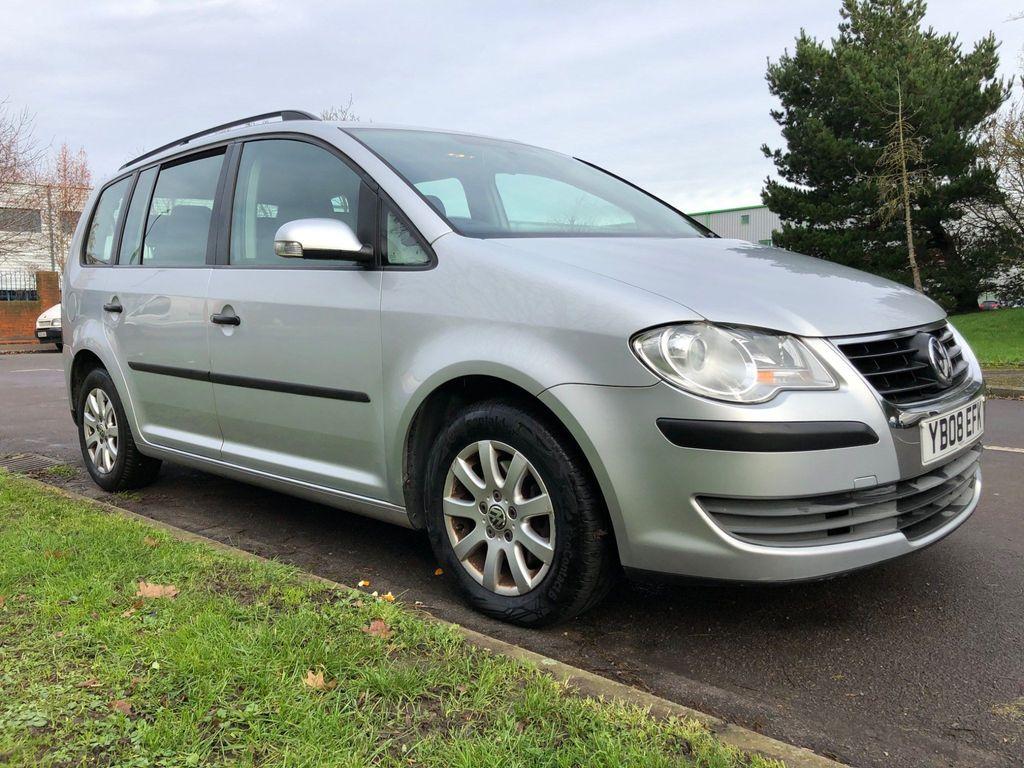 Volkswagen Touran MPV 1.9 TDI S 5dr (7 Seats)