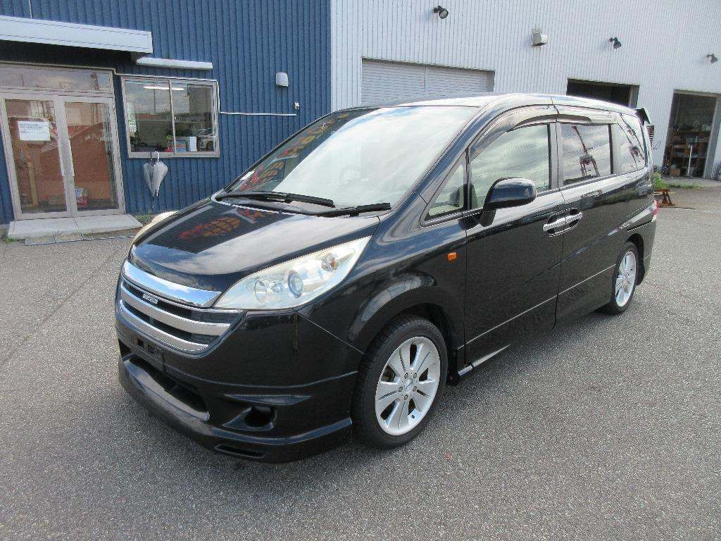 Honda Stepwagon MPV GL PACKAGE MUGEN BODY KIT LAMINATE FLOOR