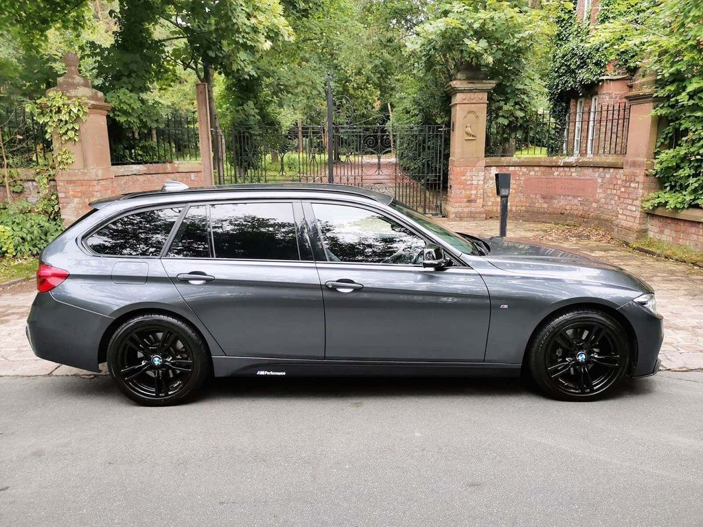 BMW 3 Series Estate 3.0 330d M Sport Touring Auto xDrive (s/s) 5dr
