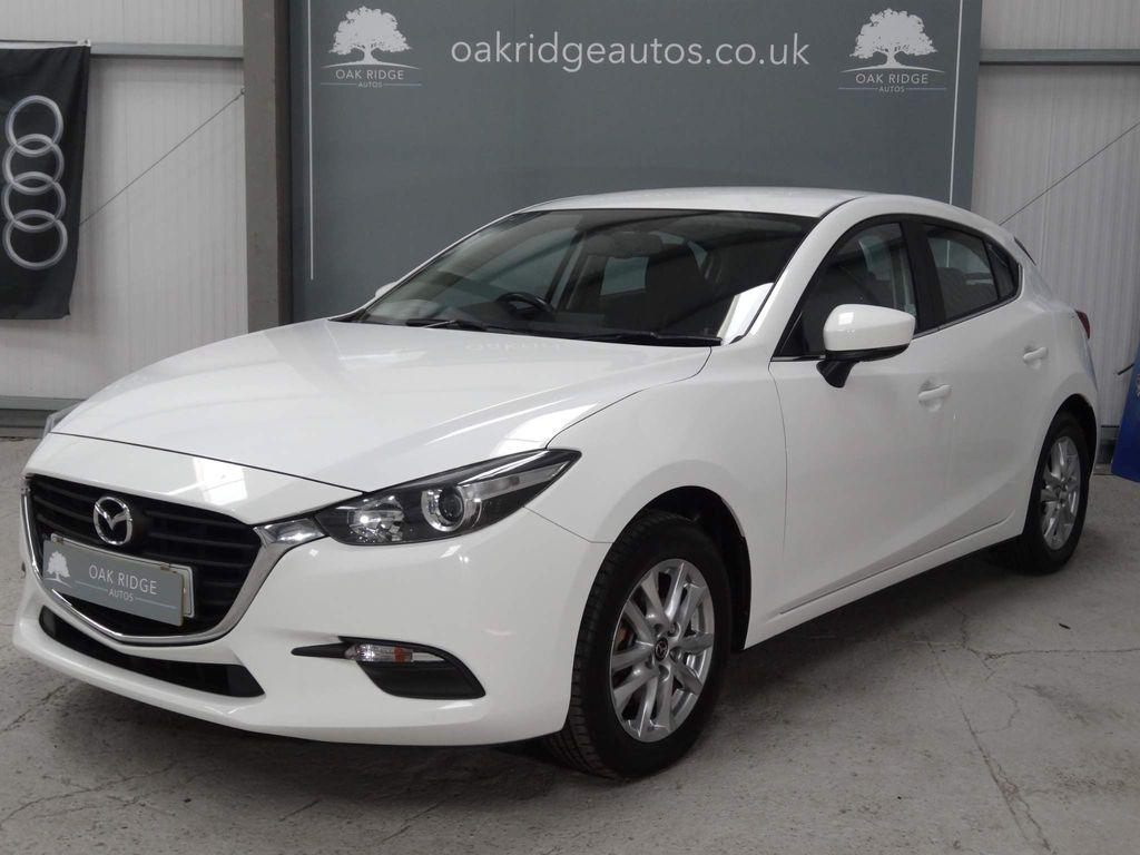 Mazda Mazda3 Hatchback 2.0 SKYACTIV-G SE Nav (s/s) 5dr