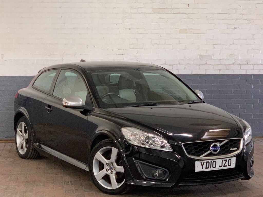 Volvo C30 Coupe 1.6D DRIVe R-Design 3dr
