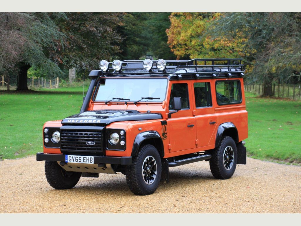 Land Rover Defender 110 SUV 2.2 D Adventure Edition Station Wagon 5dr