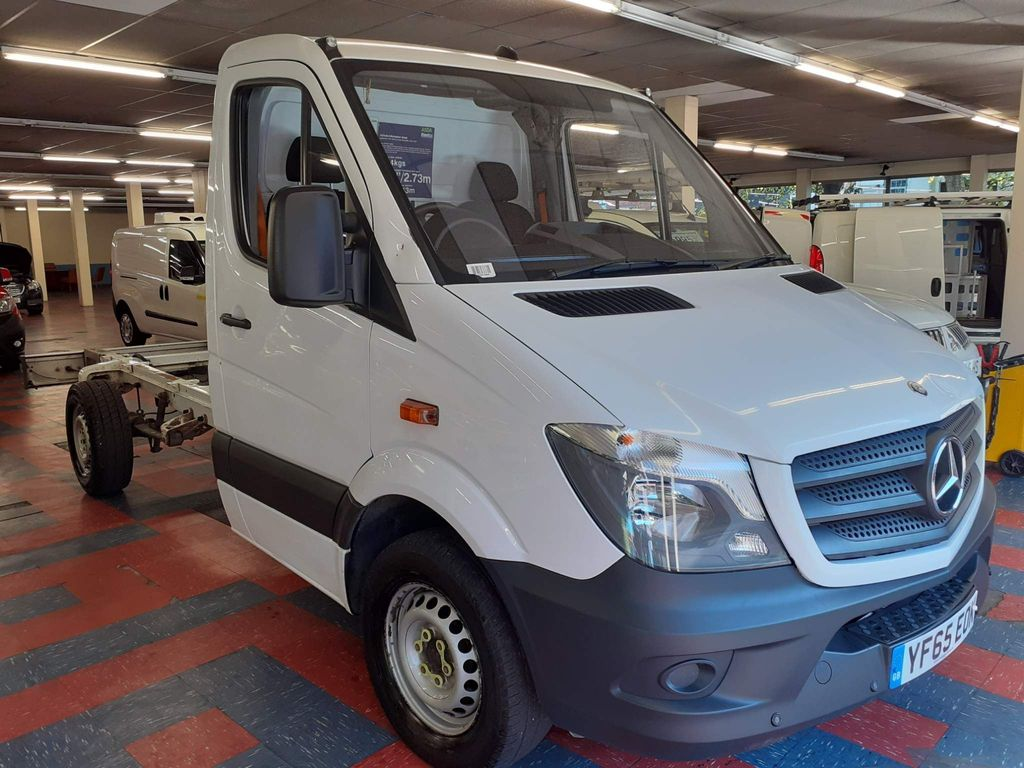 Mercedes-Benz Sprinter Chassis Cab 2.1 CDi 313 CHASSIS CAB 2 DOOR, MWB