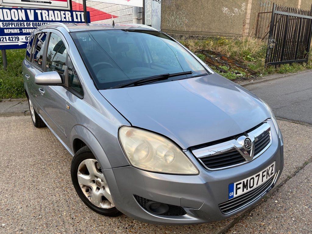 Vauxhall Zafira MPV 1.9 CDTi Energy Auto 5dr