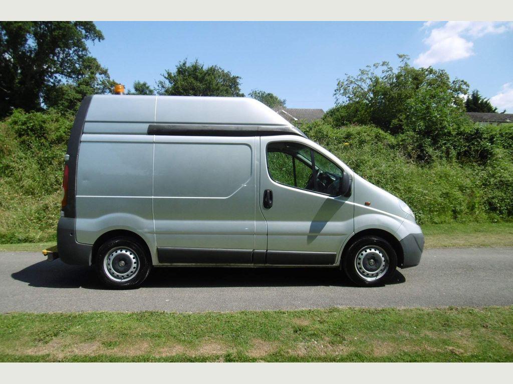 Vauxhall Vivaro Panel Van 2.0 CDTi 2900 High Roof Van SWB 4dr (EU4, SWB)