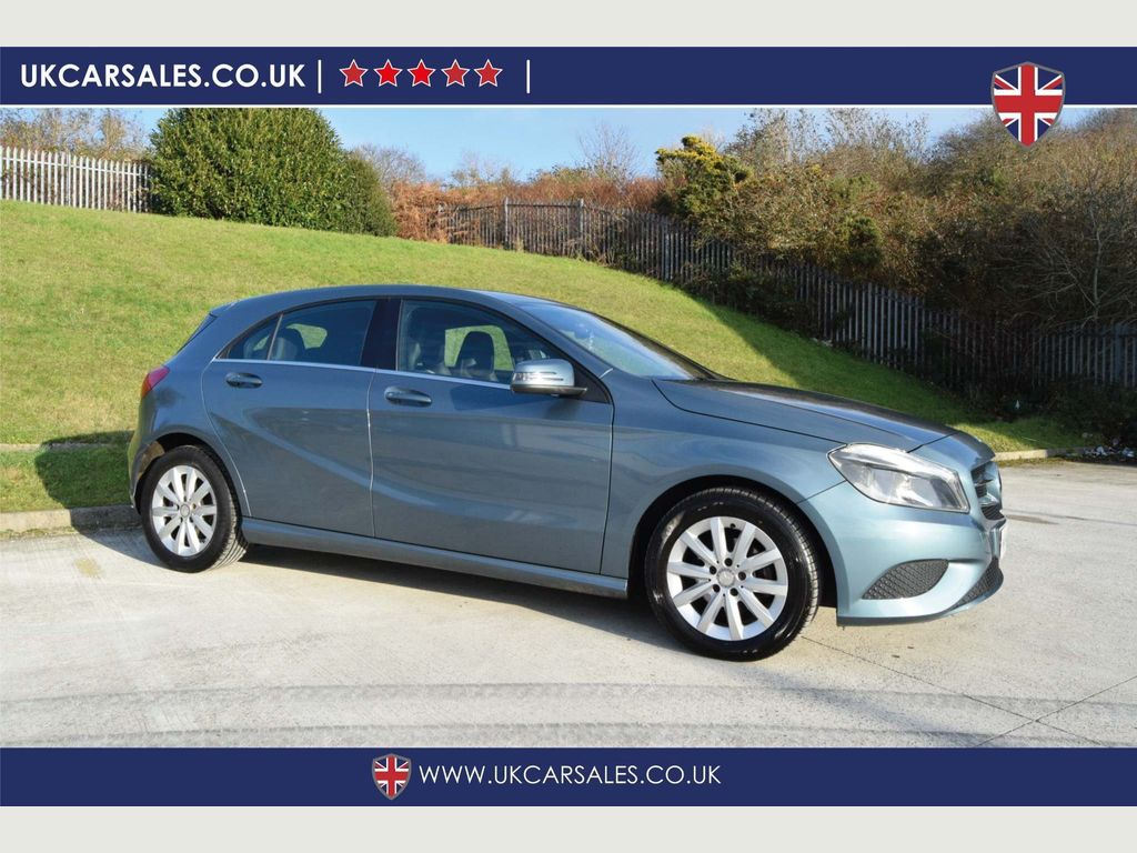 Mercedes-Benz A Class Hatchback 1.5 A180 CDI BlueEFFICIENCY SE 5dr