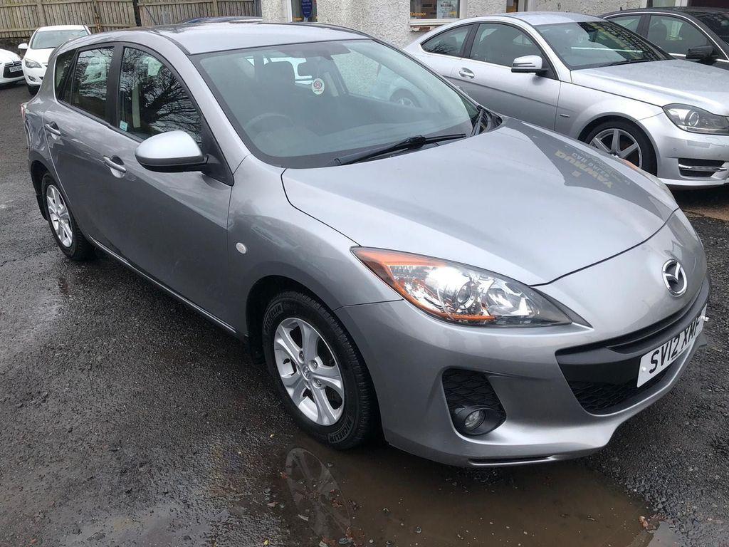 Mazda Mazda3 Hatchback 1.6 S 5dr