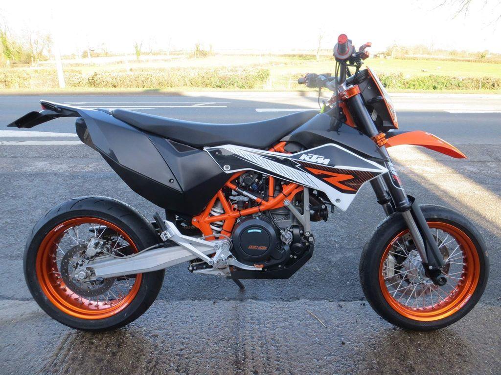 KTM SMC R Super Moto