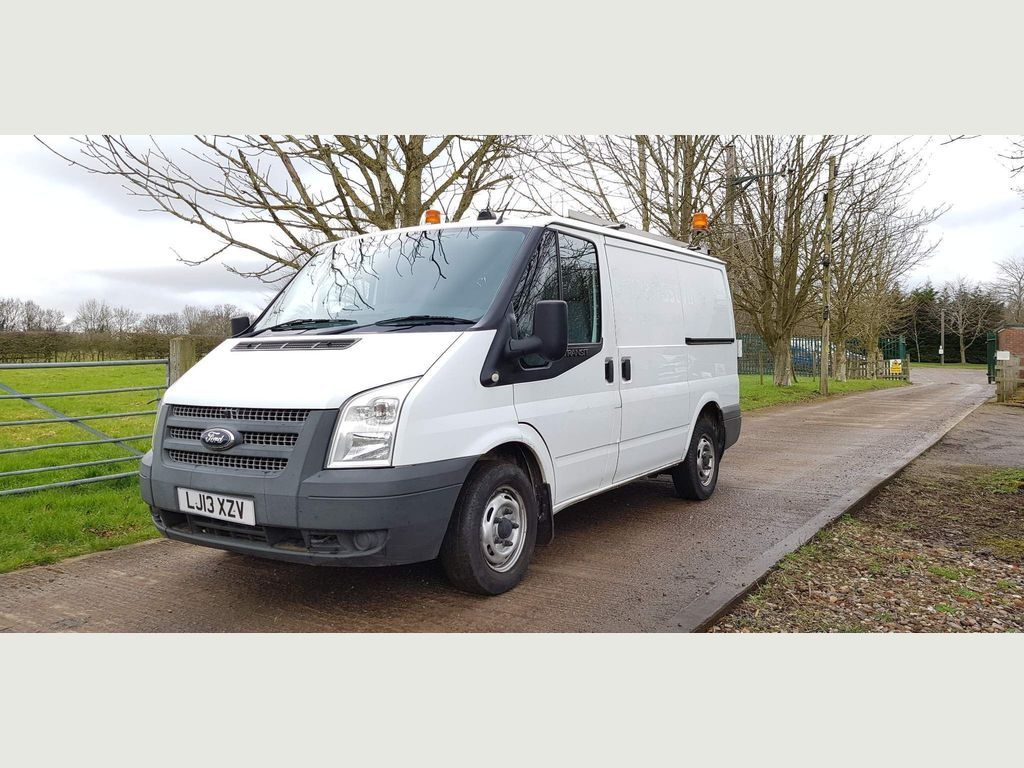 Ford Transit Unlisted TRANSIT SWB 2.2 300 LO ROOF DIRECT BT