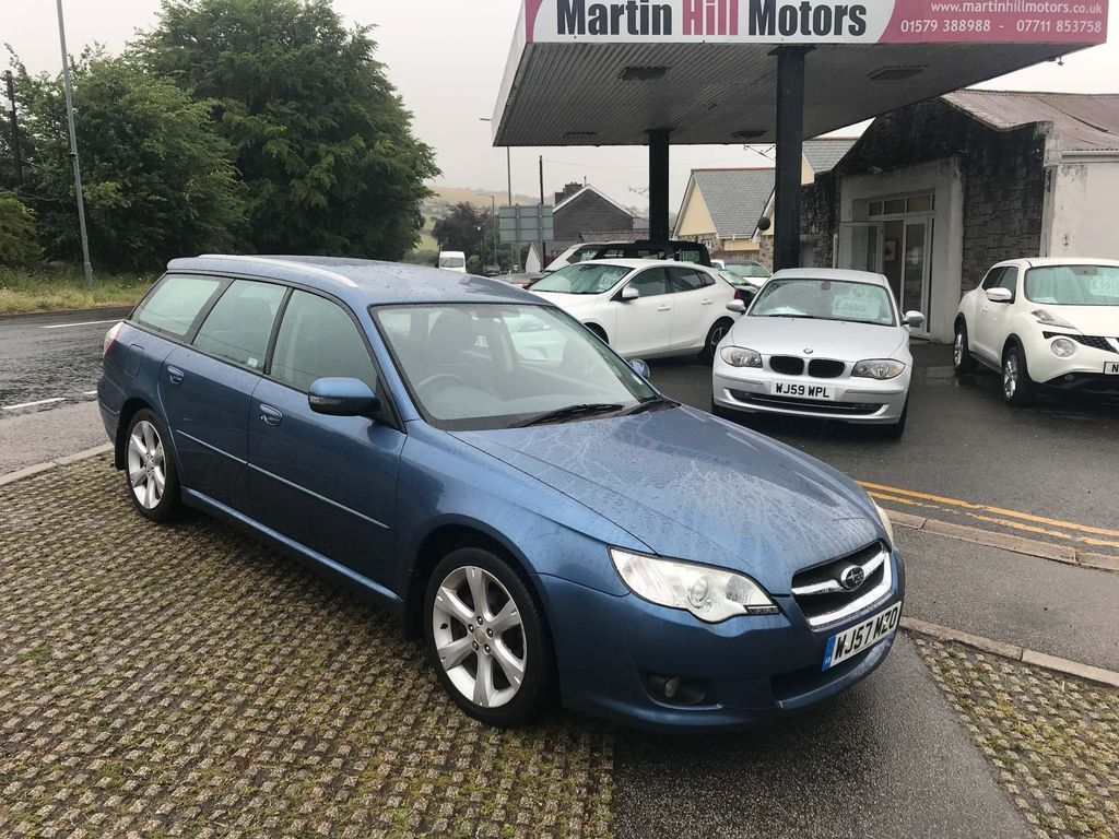Subaru Legacy Estate 2.0 RE Sports Tourer 5dr (leather)