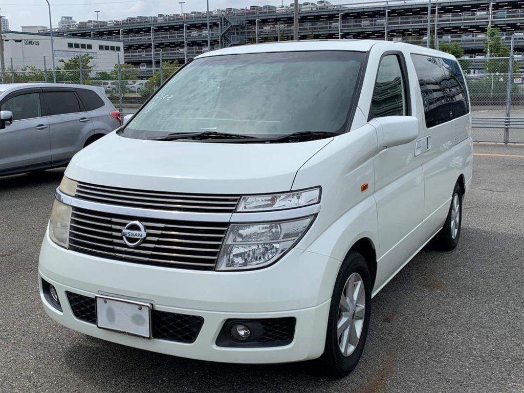 Nissan Elgrand MPV V70th 2 Petrol, Auto, Low miles