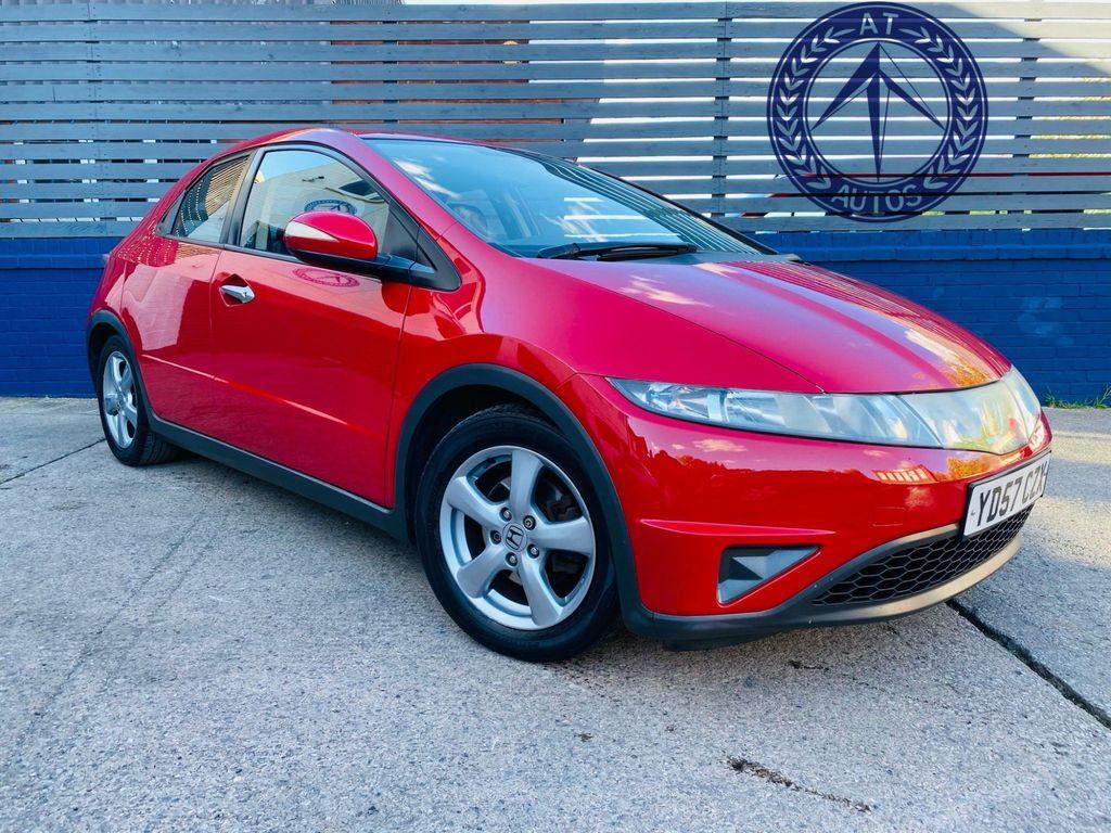 Honda Civic Hatchback 1.4 i-DSI SE 5dr