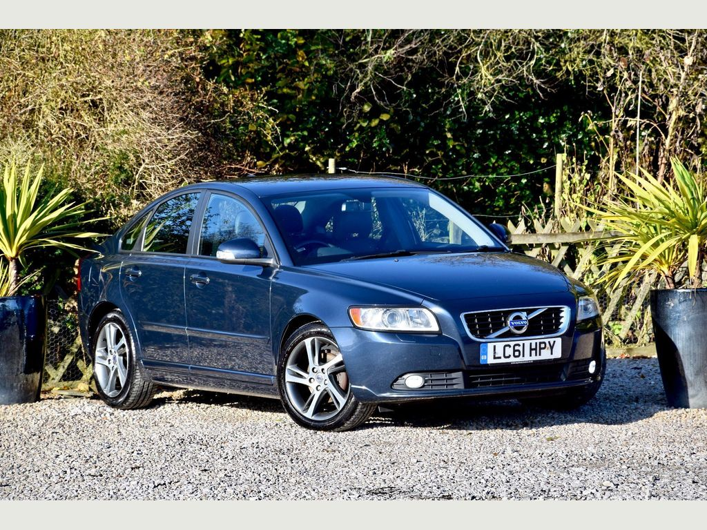 Volvo S40 Saloon 1.6 TD DRIVe SE 4dr