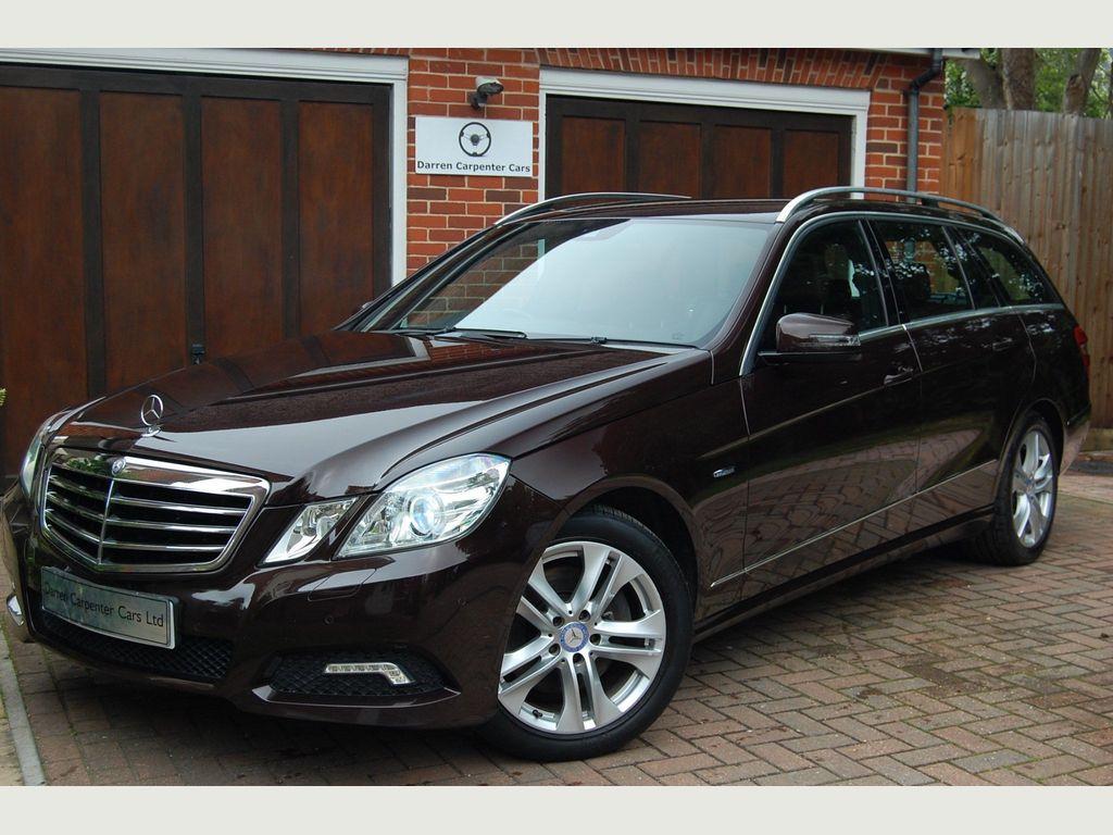 Mercedes-Benz E Class Estate 3.0 E350 CDI Avantgarde Auto 5dr