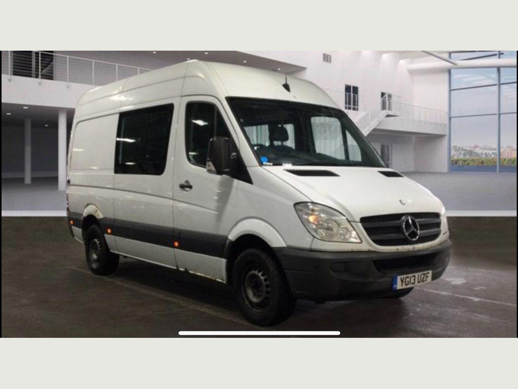 Mercedes-Benz Sprinter Panel Van 2.1 CDI 313 MWB 4dr MWB