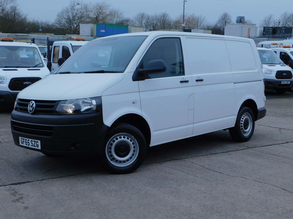 Volkswagen Transporter Panel Van 2.0 TDI BLUEMOTION STARTLINE AIR CON