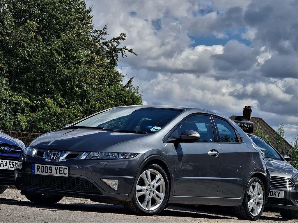 Honda Civic Hatchback 1.8 i-VTEC EX GT 5dr
