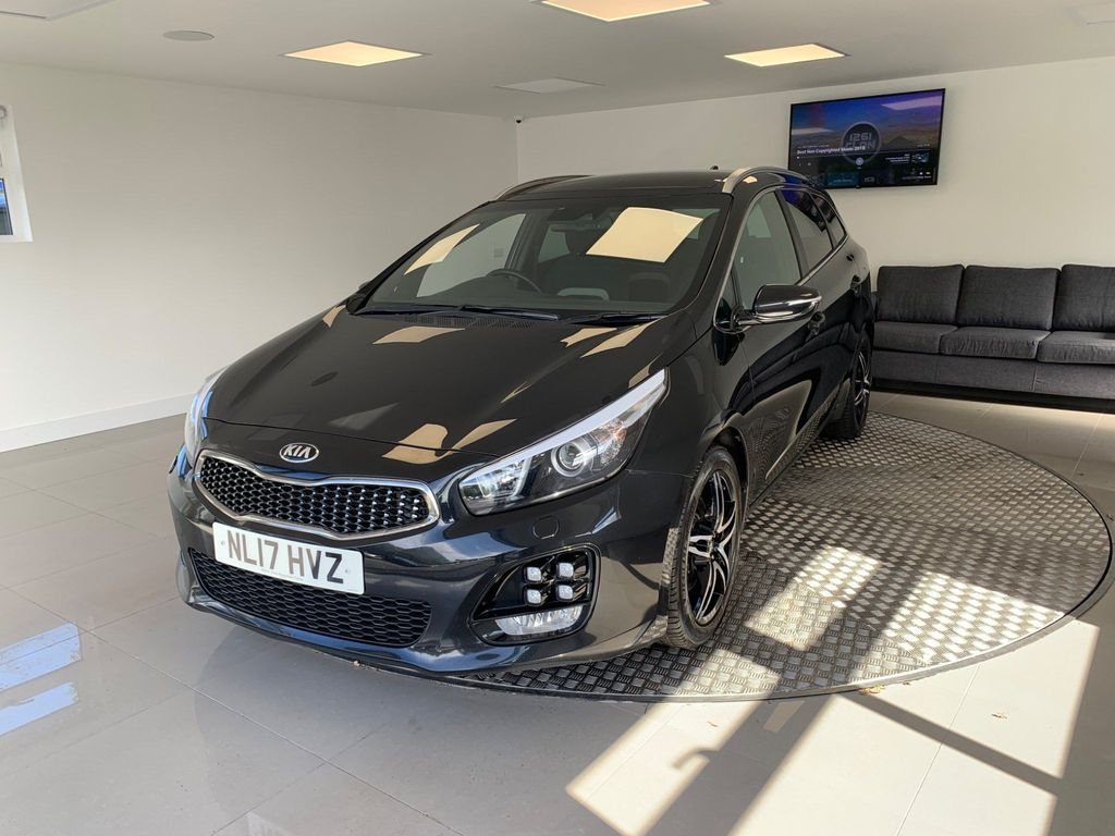 Kia Ceed Estate 1.6 CRDi GT-Line S Sportswagon DCT (s/s) 5dr