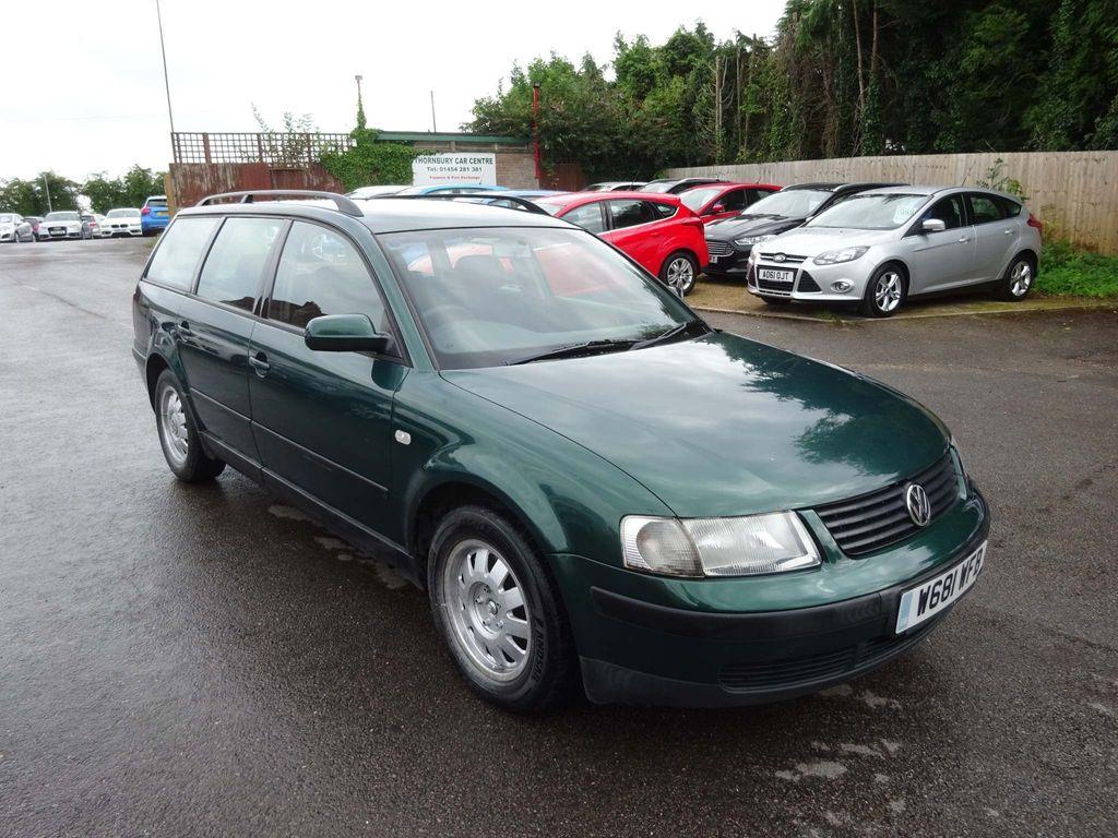 Volkswagen Passat Saloon 1.9 TDI PD SE 4dr