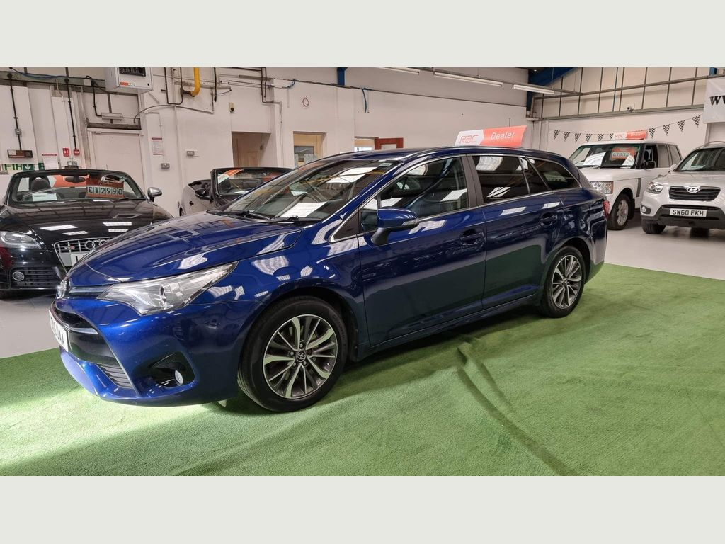 Toyota Avensis Estate 2.0 D-4D Business Edition Plus Touring Sports (s/s) 5dr